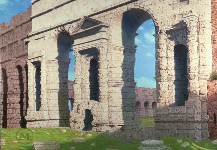 Portamaggiore - Rome porta maggiore ...